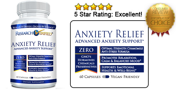 Consumer Review | How To Treat Anxiety? Who is Rated #1 for Anxiety
