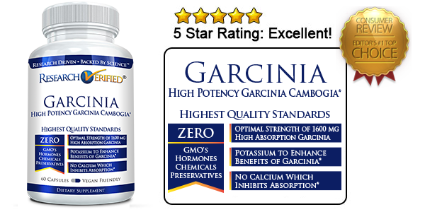 Consumer Review By Far The Best Garcinia Cambogia Product We Reviewed