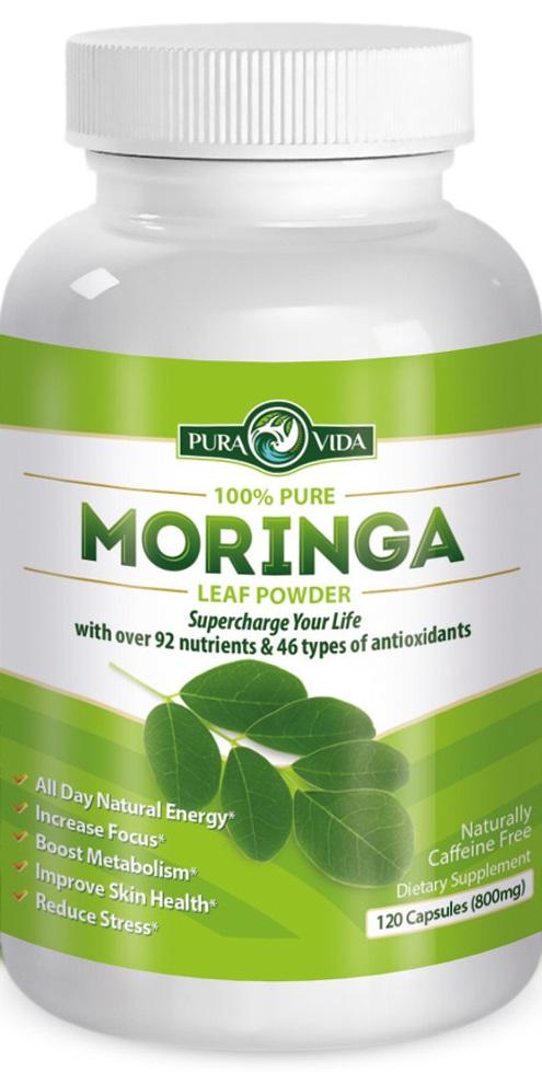 Pura Vida Moringa Does It Really Work
