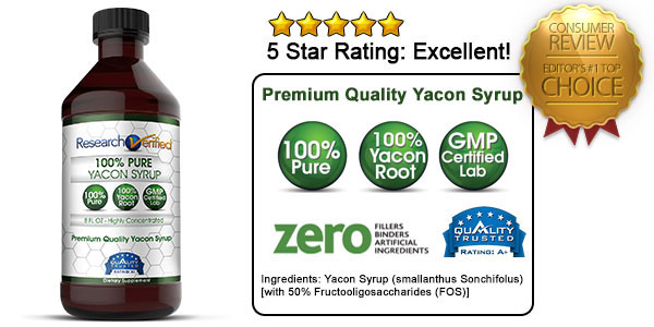 Research verified yacon syrup review publicscrutiny Image collections